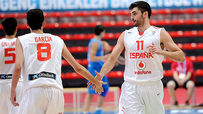 Spain Hold On For Fifth Place